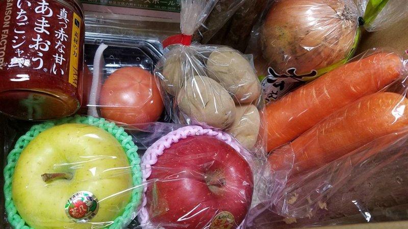 デリカフーズホールディングス(3392)の株主優待 2,000円相当のこだわり野菜・果物・加工品の詰合せ