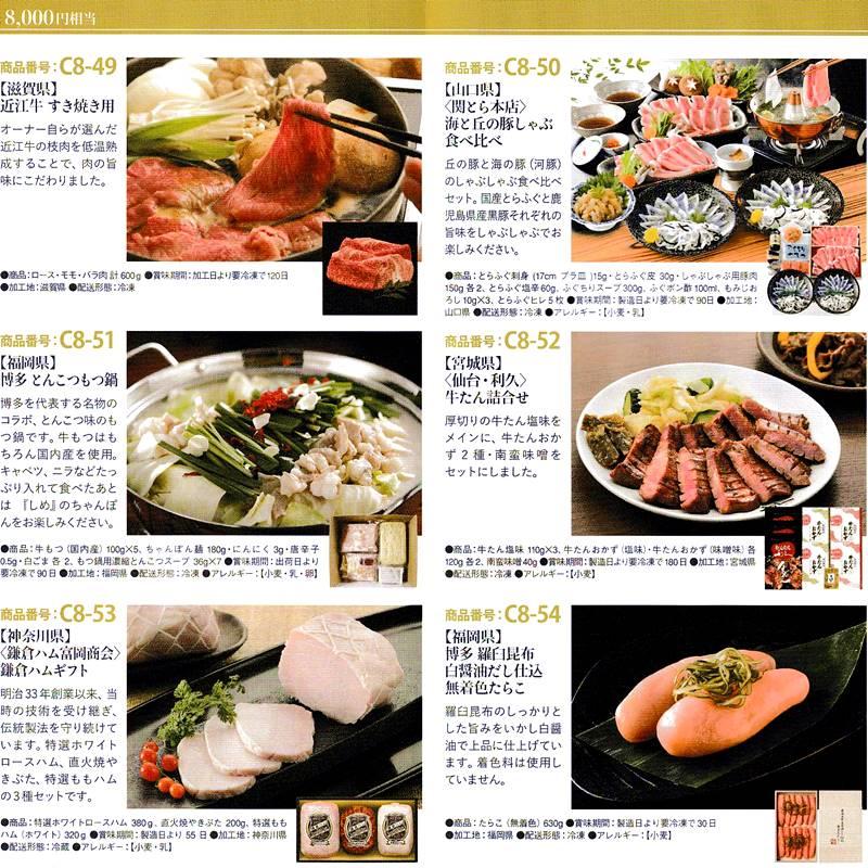 東海カーボン(5301)の株主優待カタログ